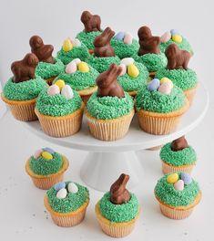 Cupcakes e Cookies de Páscoa