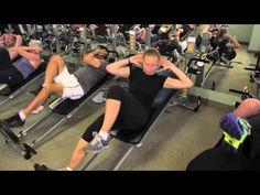 """Total Gym Challenge Episode 2 """"The Workout"""" - Total Gym Pulse Total Gym Workouts, Gym Workouts Women, Total Gym Platinum, Glute Challenge, Fitness Pal, Fitness Tracker, Planet Fitness, Calisthenics Workout, Workout Dvds"""