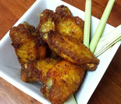 Singapore Home Cooks: Lemongrass Turmeric chicken wings by Christine Tan...