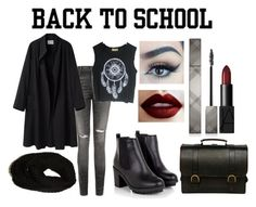 """""""Grunge Style - Back To School"""" by maryheiddal on Polyvore"""