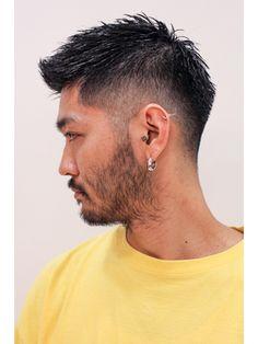 メリケンバーバーショップ(MERICAN BARBERSHOP) グラデーションフェード刈り上げウェットベリーショート Japanese Men Hairstyle, Asian Men Hairstyle, Undercut Hairstyles, Cool Haircuts, Haircuts For Men, Barber Shop Haircuts, Hair And Beard Styles, Short Hair Styles, High Fade Haircut