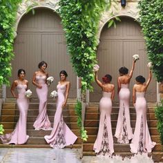Cheap New Designer Pink Sexy Spaghetti Straps Mermaid Bridesmaid Dresses 2016 Sweetheart Lace Appliques Backless Maid Of The Honor Dresses Floor Length Bridesmaid Dresses Gold Bridesmaid Dresses Uk From Allanhu, $90.56| Dhgate.Com