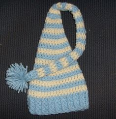 Free Crochet Stocking Hat Patterns For Adults : Crochet hats on Pinterest Hats, Crochet Hats and Hat Crochet