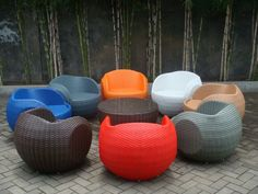 Modern design outdoor furniture contact Mini POD