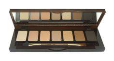 W7 Cosmetics Eye Shadow Colour Palette, Bronze Queen: Amazon.co.uk: Beauty