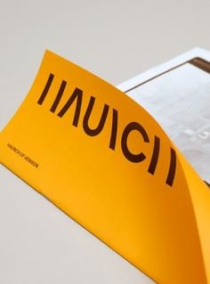 Haunch of Venison magazine by Spin