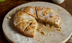 St Patrick's Day recipe: Irish apple cake recipe. Photograph: Kristin Perers/Kyle Cathie