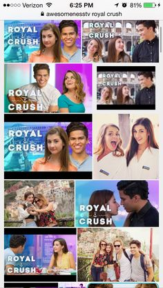 I Luv royal crush season 2 episode 3 Sunday 6/7/15 a lot of drama going on can't wait for number three