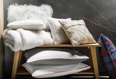 Le grand froid inspire le linge de lit!