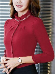 discount-designer-clothes-for-women - Womens Fashion 1 Iranian Women Fashion, Korean Fashion, Kurta Designs, Blouse Designs, Hijab Fashion, Fashion Dresses, Moda Chic, Elegant Outfit, Trendy Dresses