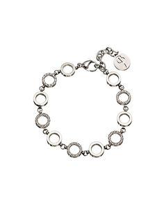 Fint armband från Edblad. Fin kombination av 11 ringar där fem av dem har 13 73dc0da006cde