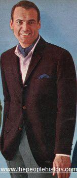 1965 Wrinkle Shy Blazer