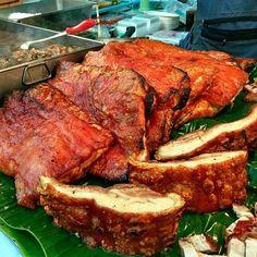 Today : 1. Grilled Pork 2. Mooping (Pork Satay) 3. Giant Shrimp 4. Pad Thai 5. Mango Sticky Rice 6. Fruits  #food #beverage #culinary #popular #potd #igers #instadaily #foodie #foodlovers #foodgasm #foodgram #foodpics #foodstyle #nomnom #snapfoodie #foodblogger #mouthgams #pernahkenyang #traveller #bangkok #thailand #MAParoundtheworld #MAPtraveldiary #MAPtraveltips http://quotags.net/ipost/1485485457068755588/?code=BSdgScbl4qE