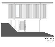 Vila Taguai,Casa 3,8 - Fachada