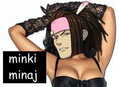 ❤ — dmmdcrackconfessions:   minki minaj