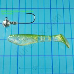 Soft Lure, Pike Fishing, Spin, Color, Colour, Colors