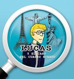 Lucas y el caso del cuadro robado