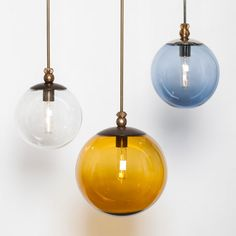 Domus Pendant Light by Kelly Lamb