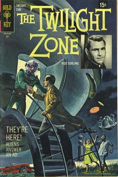 Cover for The Twilight Zone (Western, 1962 series) #26