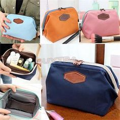 New Portable Cute Multifunction Beauty Travel Cosmetic Bag Makeup Case Pouch Toiletry