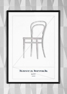 Plakat Have a Break