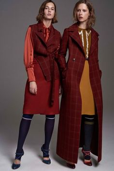 Carolina Herrera Autumn/Winter 2017 Pre-Fall Collection | British Vogue