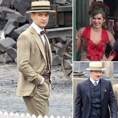 The-Great-Gatsby-2012 - Movies set in the 1910s 1920s 1930s 1940s.jpg  I really like the original, so I can't wait to see the re-make.
