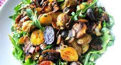 Salata de AVOCADO si TON – bogată în vitamina B12 și SELENIU Kung Pao Chicken, Sprouts, Avocado, Vegetables, Ethnic Recipes, Food, Salads, Veggies, Essen