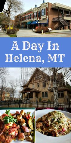 Last Chance Gulch, Helena Montana, what to do in Montana, visit Helena