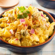 Salade de pommes de terre aux épices
