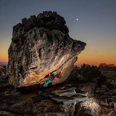 Lucien Nigl, Last Day in Paradise, 7c (Rocklands/South Africa) #JungClimbing…