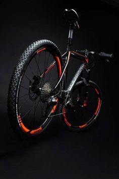 B'twin XC Pro Factory bike