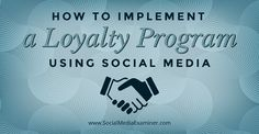 Do you want to build stronger relationships with your social media followers?  Have you considered launching a loyalty program?  A loyalty program is an excellent way to gain audience insights while rewarding your most engaged fans.  This article explains how to run effective loyalty programs with social media.