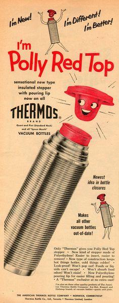 Alle Größen | thermos vacuum bottle 1954 | Flickr - Fotosharing!