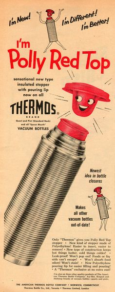 Alle Größen | thermos vacuum bottle 1954 | Flickr - Fotosharing!