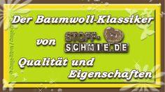 Gabriele zeigt: der Baumwoll-Klassiker bei www.Stoff-Schmie.de