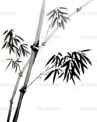 Image result for printable chinese brush painting instructions bamboo