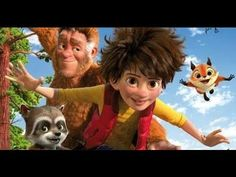 New Animation Movies 2017 Full Movies English - Kids movies - Comedy Mov...