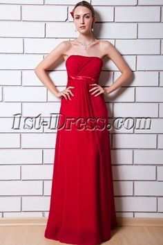 Buy wine red empire chiffon holiday party dress with ruching popular in 2013 from wine red party dresses collection, strapless neckline empire in color,cheap floor length chiffon dress with lace up and for prom formal evening graduation . Maternity Prom Dresses, Prom Dresses 2016, Evening Dresses, Bridesmaid Dresses, Red Chiffon, Chiffon Dress, Strapless Dress Formal, Lace Dress, Holiday Party Dresses
