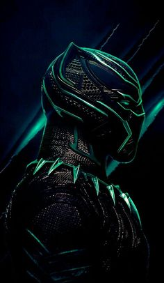 Green black panther  #Marvel #marveloriginalsin #marvelousmonday #MarvelTvUniverse