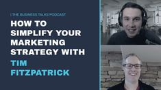 We were honored and excited to chat with Bailey Canning from Inbound Web Development on the Business Talks podcast. We talked about how business owners can simplify their #MarketingStrategy to better promote their company and feel more in control and less stressed along the way. Check it out.