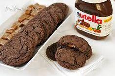 Yum Nutella cookies !!!