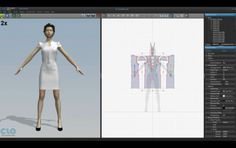 CLO is a fashion design software program creating virtual, true-to life garment visualization with cutting-edge simulation technologies for the fashion and apparel industries. Virtual Fashion, 3d Fashion, Fashion Design Software, Ballet Skirt, Tutorials, Digital, Skirts, Clothing, Skirt