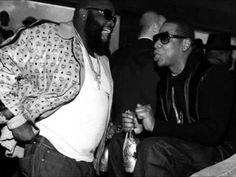 Rick Ross & Jay Z....DANGER!!!!