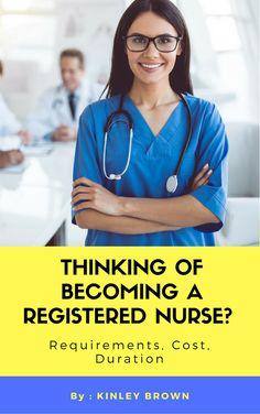 Registered Nurses: Jobs, Career, Salary and Education Information Becoming A Registered Nurse, Registered Nurse Rn, Rn Nurse, Community Nursing, Education Information, Nursing Career, Job Description, Nurses