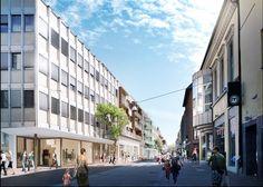 (24) FINN – Bragernes Atrium 42 eierleiligheter hjertet av Drammen! 36 solgt!