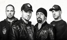 Volbeat is een Deense heavy metal band die in 2001 is gevormd