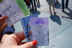 16 Fun Facts For Disneyland's 60th Anniversary: Disney has encouraged you to skip the lines (sort of) since 1999