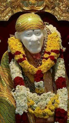 Sai Baba Pictures, Sai Baba Photos, God Pictures, Good Morning Friday Images, Jay Shri Ram, Om Sai Ram, Hare Krishna, Lord Ganesha, Buddha