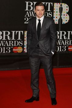 Justin Timberlake - Brit Awards